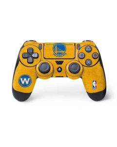Golden State Warriors Distressed PS4 Pro/Slim Controller Skin