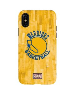 Golden State Warriors Hardwood Classics iPhone X Pro Case