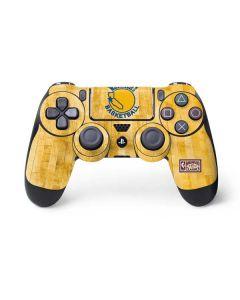 Golden State Warriors Hardwood Classics PS4 Controller Skin