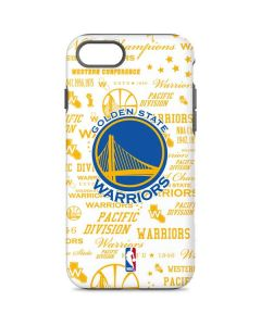 Golden State Warriors Historic Blast iPhone 7 Pro Case