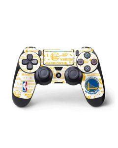 Golden State Warriors Historic Blast PS4 Pro/Slim Controller Skin