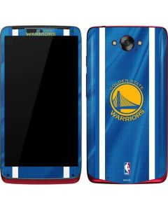 Golden State Warriors Jersey Motorola Droid Skin