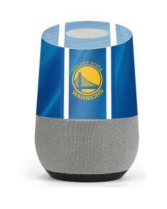 Golden State Warriors Jersey Google Home Skin