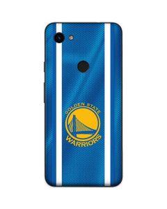Golden State Warriors Jersey Google Pixel 3a Skin
