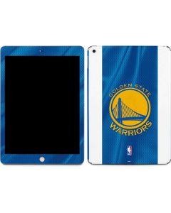 Golden State Warriors Jersey Apple iPad Skin