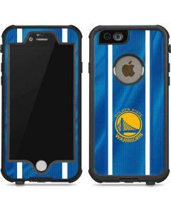 Golden State Warriors Jersey iPhone 6/6s Waterproof Case