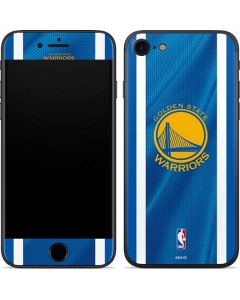 Golden State Warriors Jersey iPhone 7 Skin