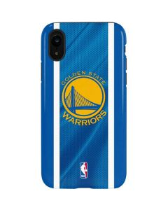 Golden State Warriors Jersey iPhone XR Pro Case
