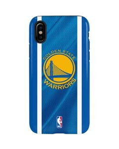 Golden State Warriors Jersey iPhone XS Max Pro Case