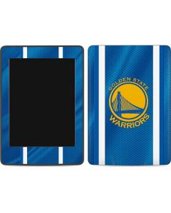 Golden State Warriors Jersey Amazon Kindle Skin