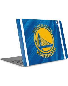Golden State Warriors Jersey Apple MacBook Air Skin