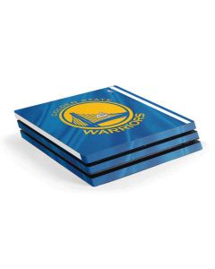 Golden State Warriors Jersey PS4 Pro Console Skin