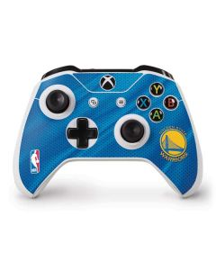 Golden State Warriors Jersey Xbox One S Controller Skin
