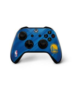 Golden State Warriors Jersey Xbox One X Controller Skin