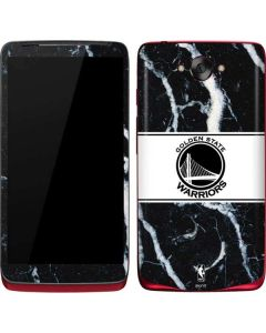 Golden State Warriors Marble Motorola Droid Skin
