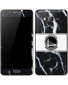 Golden State Warriors Marble Galaxy Grand Prime Skin