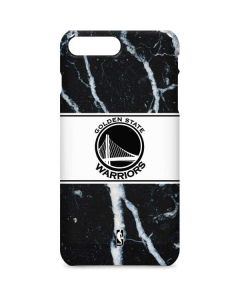 Golden State Warriors Marble iPhone 8 Plus Lite Case