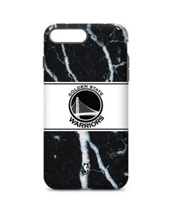 Golden State Warriors Marble iPhone 8 Plus Pro Case