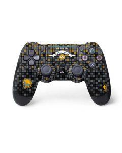 Golden State Warriors Pixels PS4 Pro/Slim Controller Skin