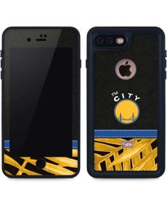 Golden State Warriors Retro Palms iPhone 7 Plus Waterproof Case