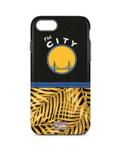 Golden State Warriors Retro Palms iPhone 7 Pro Case