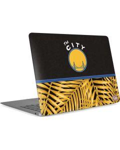 Golden State Warriors Retro Palms Apple MacBook Air Skin