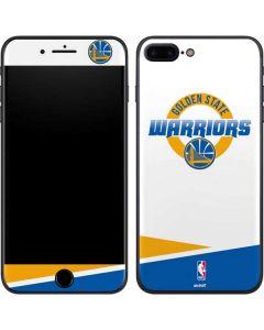 Golden State Warriors Split iPhone 8 Plus Skin