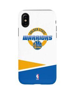 Golden State Warriors Split iPhone XS Pro Case