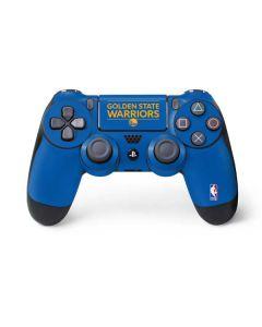 Golden State Warriors Standard - Blue PS4 Controller Skin