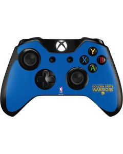 Golden State Warriors Standard - Blue Xbox One Controller Skin