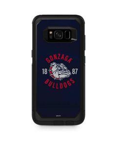 Gonzaga Bulldogs 1887 Otterbox Commuter Galaxy Skin