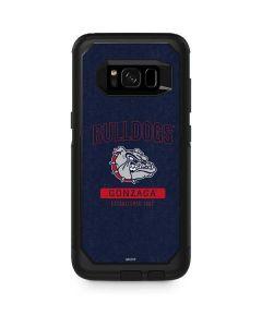 Gonzaga Bulldogs Established 1887 Otterbox Commuter Galaxy Skin