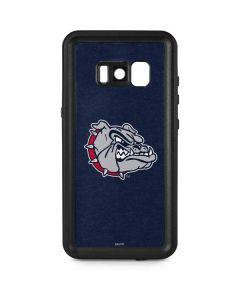 Gonzaga Bulldogs Mascot Galaxy S8 Plus Waterproof Case