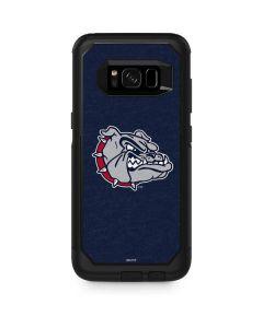 Gonzaga Bulldogs Mascot Otterbox Commuter Galaxy Skin