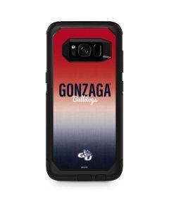 Gonzaga Bulldogs Otterbox Commuter Galaxy Skin