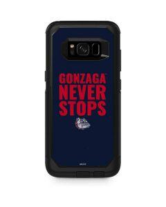 Gonzaga Never Stops Otterbox Commuter Galaxy Skin