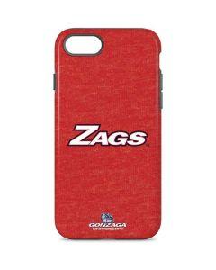 Gonzaga Zags iPhone 8 Pro Case
