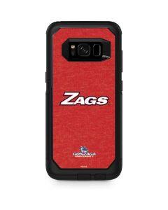 Gonzaga Zags Otterbox Commuter Galaxy Skin