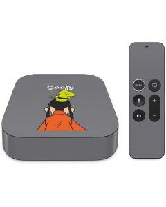 Goofy Backwards Apple TV Skin