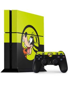Goofy PS4 Console and Controller Bundle Skin