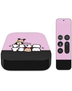 Goofy Tsum Tsum Apple TV Skin