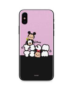 Goofy Tsum Tsum iPhone X Skin