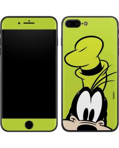 Goofy Up Close iPhone 8 Plus Skin