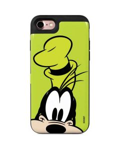 Goofy Up Close iPhone 8 Wallet Case