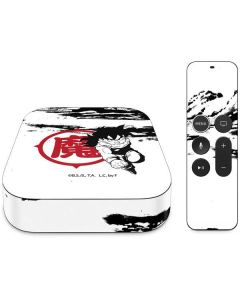 Gohan Wasteland Apple TV Skin