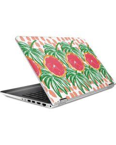 Graphic Grapefruit HP Pavilion Skin