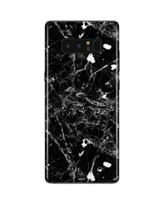 Graphite Black Galaxy Note 8 Skin