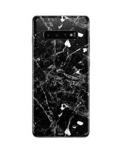 Graphite Black Galaxy S10 Plus Skin