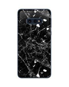 Graphite Black Galaxy S10e Skin