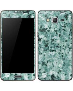 Graphite Turquoise Galaxy Grand Prime Skin